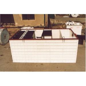 GSO 60 - čov, čistička odpadních vod