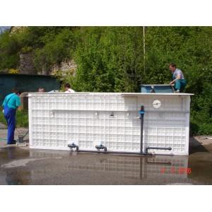 OTC-10C - čov, čistička odpadních vod