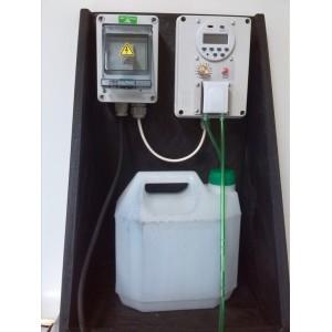Zařízení pro eliminaci fosforu - čov, čistička odpadních vod