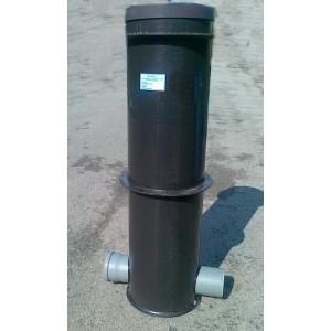Revizní čistící kanalizační šachta 1 - čov, čistička odpadních vod