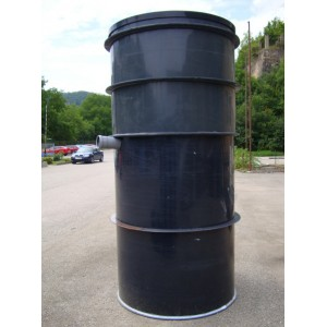 MICRO JA 1,5 - čov, čistička odpadních vod