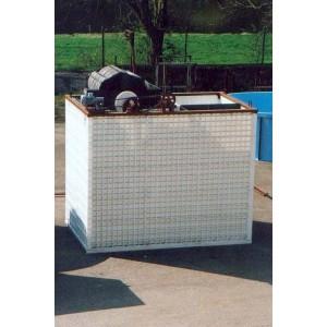 MICRO 6,5 - automat - čov, čistička odpadních vod